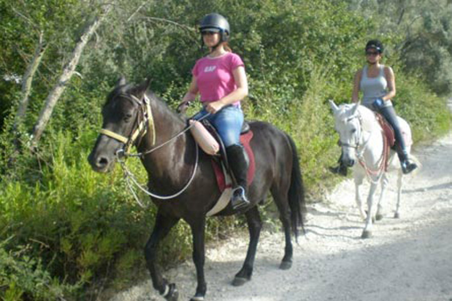 horse riding vassiliki 4